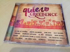 VARIOUS - QUIERO CREEDENCE (CD album) Creedence Clearwater Revival covers