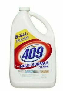Formula 409 Multi-Surface Cleaner Large Jug Refill Bottle 128 oz 1 Gallon