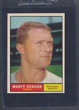 1961 Topps #146 Marty Keough Senators EX/MT *3423