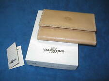 Vintage VALENTINO Leather CLUTCH WALLET...New in Orig. Box...Gorgeous!