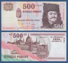 UNGARN / HUNGARY 500 Forint 2006 UNC  P.194