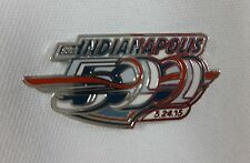 2015 Indianapolis 500 Event Collector Lapel Pin Indy500 IndyCar