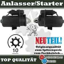 PEUGEOT 505 2.5 Diesel + 2.5 Turbo Diesel, (551A)/ ANLASSER STARTER 2kW, NEU NEW