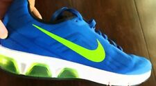Nike Air Max Boldspeed Electric Blue and Green Size 12 Seattle Seahawks Colors!