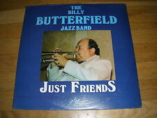 BILLY BUTTERFIELD JAZZ BAND just friends LP Record - Sealed