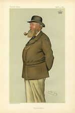 BRITISH PEER EARL OF LEICESTER THOMAS COKE AGRICULTURE LAND OWNER SMOKING PIPE
