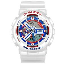 CASIO G-Shock GA-110GD Tricolor Series Limited Neu & Ovp -    Gd Weiß 1