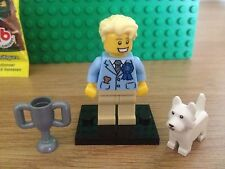 LEGO SERIES 16 DOG SHOW WINNER MINT CONDITION