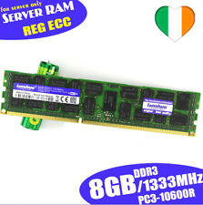 8GB DDR3 Server RAM Memory 1333MHz SEC PC3-10600R 240pin ECC Reg-DIMM