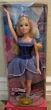 BARBIE SLEEPING BEAUTY FAIRYTALE DOLL K8049 2006 *NEW*