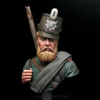 European Warrior Resin Bust 1/16 Model Kits GK Unpainted Unassembled