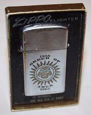 Vintage 1965 Zippo _ 1956 Order of Inca - Cool Logo - In box