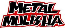 METAL MULISHA - 200mm x 90mm - DECAL