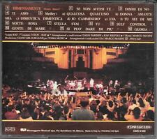 "UMBERTO TOZZI - RARO CD STAMPA FONIT CETRA  "" ROYAL ALBERT HALL """
