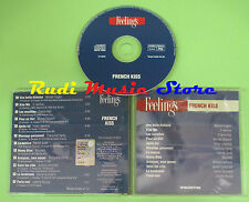 CD FRENCH KISS FEELINGS compilation 2004 MICHEL FUGAIN FRANCE GALL (C20) no mc