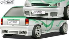 RDX Bodykit OPEL Corsa A Front Heck Stoßstange Seitenschweller Tuning Spoiler