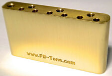 FU-Tone for Fender Strat Brass Block UPGRADE - USA