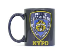 New York Police Department Mug (NYPD) Souvenir from NYC Online Gift Store