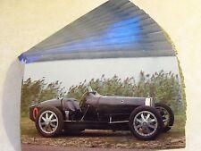 1926 BUGATTI TYPE 35B GRAND PRIX R IDENTICAL UNUSED POSTCARD LOT OF 25 UNUSED 4L