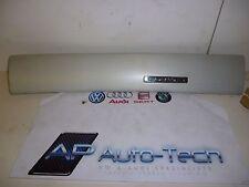 """Brushed Aluminium """"Quattro""""  Passenger Dash Trim - Audi RS6 Avant C5 2004"""