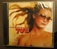 TOP FIVE HITS FROM THE 70'S - PEGASUS RECORDS SAMPLER - CD - OVP