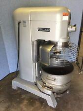 Hobart L800 80 qt mixer with timer bowl, dolly, 2 HP 3 Ph L 800 Bowl Guard 4 Spe
