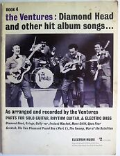 The Ventures Book 4 Diamond Head & other hit album songs 1965