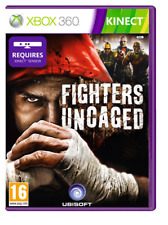 Xbox 360 Kinect - Fighters Uncaged **New & sealed** Official UK Stock