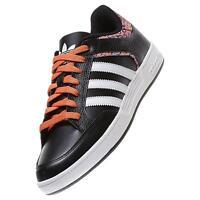 Adidas Originals Mens Low Casual Classic Trainers Black Sizes UK 7 - 12