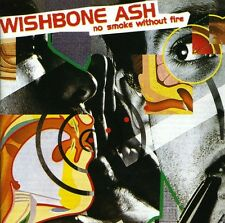 Wishbone Ash - No Smoke Without Fire [New CD] Bonus Tracks