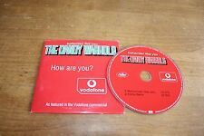 The Dandy Warhols / Holland PromoCD / How Are You - Vodafone promo