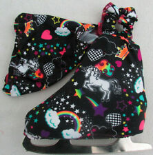 New ! Ice skating  dress, lycra boot covers  child