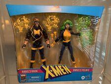 Marvel Legends X-Men Havok & Polaris 2 Pack