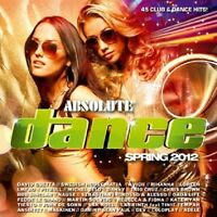 """Various Artists - """"Absolute Dance Spring 2012"""" - 2012"""