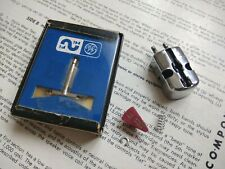 GE VR mono phono cartridge with NOS styli