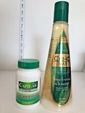 1 Shampoo Cre-C Max Hair Loss Treatment Y +pills  Capilar detiene caida cabello