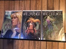 Witchblade #1-18 (2017 Image Comics) Complete Set