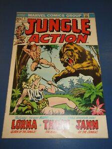 Jungle Action #1 Bronze age Fine-