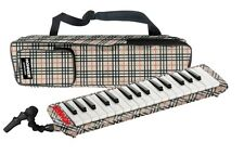 Hohner Airboard Remaster 32 Melodica Keyboard Padded Case+Warranty FREE PRIORITY