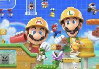 Super Mario Maker 2 - Nintendo Switch- (CARTRIDGE ONLY) BRAND NEW