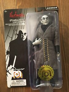 "Mego Horror Nosferatu Count Orlok 8"" Clothed Action Figure MOC"