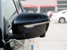 For Nissan X-Trail Rogue 14-19 Jasper Black Left Folding Turn Camera View Mirror