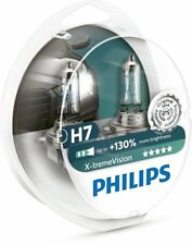 2 AMPOULE H7 12V 55W PHILIPS X-TREME VISION EXTREME +130%