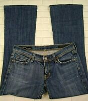 Citizens Of Humanity Womens Jeans Size 29 Ingrid #002 Stretch Low Waist Flare