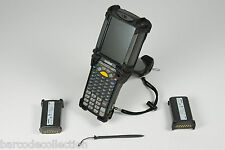 Symbol Motorola MC9060-GJ0HBGB00WW Lorax CE4.2 Wavelink Color Long Range Warrant