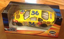 Hot Wheels Racing NASCAR #36 M&M's 2002 -1:24 Scale Pontiac Ken Schrader