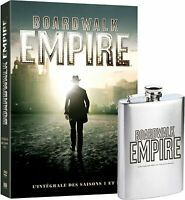 COFFRET DVD COLLECTOR SERIE POLICIER : BOARDWALK EMPIRE - SAISONS 1 A 2 + GOODIE