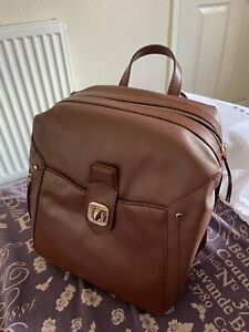 the bridge leather backpack Firenze