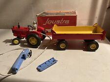 tracteur agricole JOUSTRA