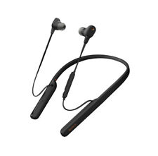 SONY WI-1000XM2 WIRELESS NOISE CANCELING BLACK HEADPHONES BRAND NEW,SEALED